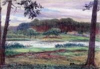 1909-08-12-adolph-doebbner-teufelssee-grunewald-farbwiederherstellung-klein