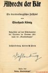 1911-07-00-albrecht-der-baer-textbuch