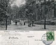 1907-07-22-weg-am-forsthaus-saubucht-an-fr-kapitaen-kayser-sylt-klein