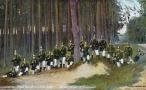 1905-ca-gardeschuetzen-im-grunewald-klein