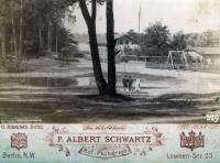 1883-albert-schwartz-c-eckenrath-schildhorn-klein-4-mit-einfc3bcgungen-und-fg