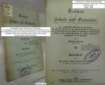 1898 Tierschutz in Schule und Gemeinde