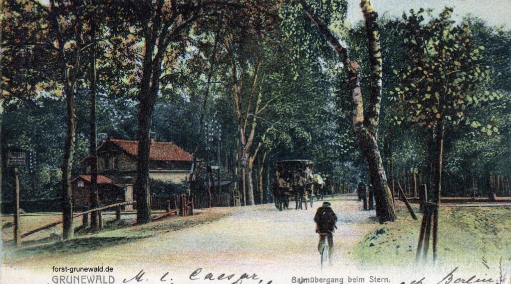 1902-06-14 Bahnübergang am Stern a klein