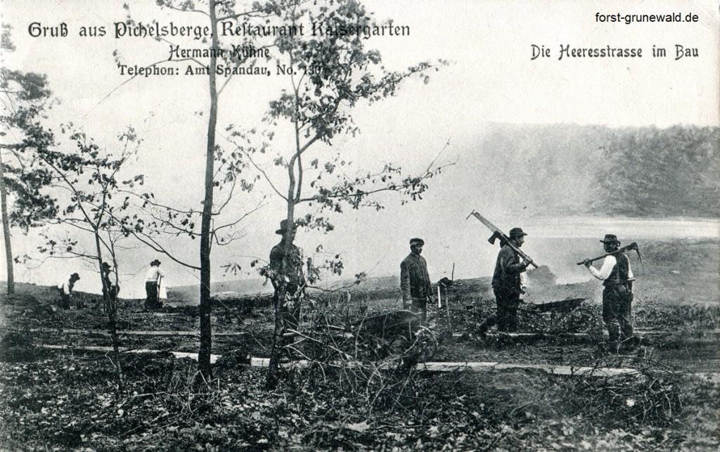 1908-05-13 Heerstrasse im Bau klein