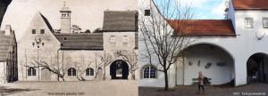 1920 - 2012 Jagdschloss Grunewald - Kapellenartiger Raum