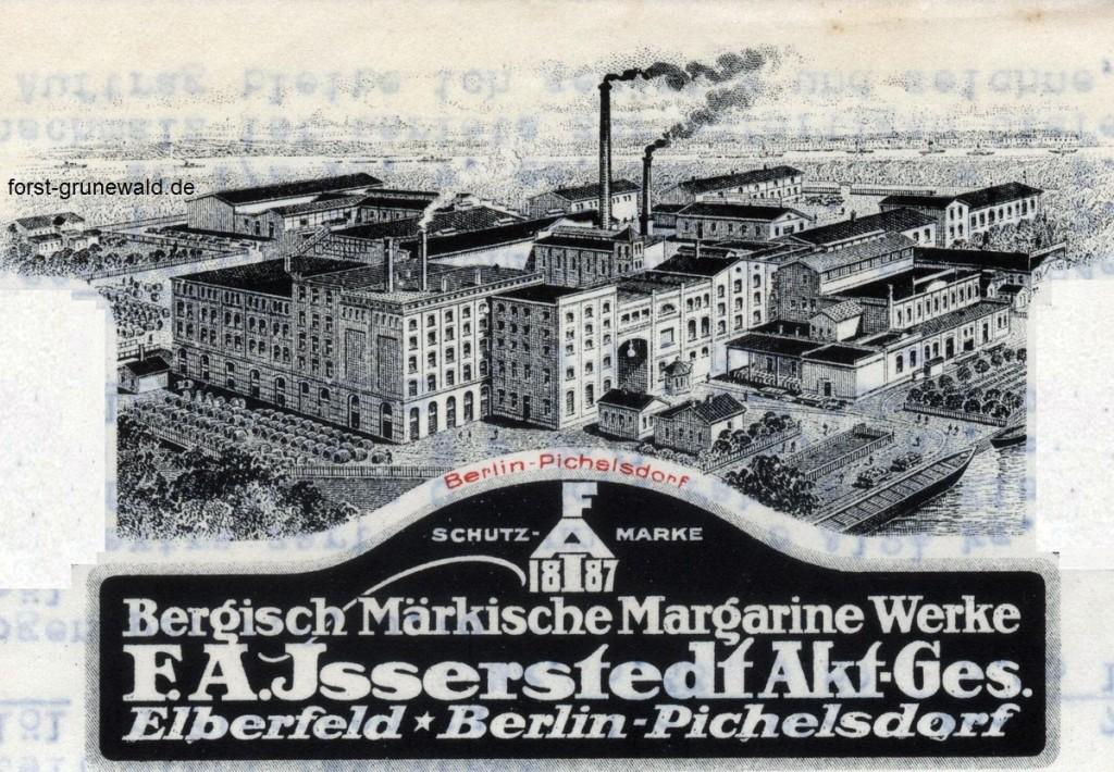 1925 ca Margarine Werke klein a
