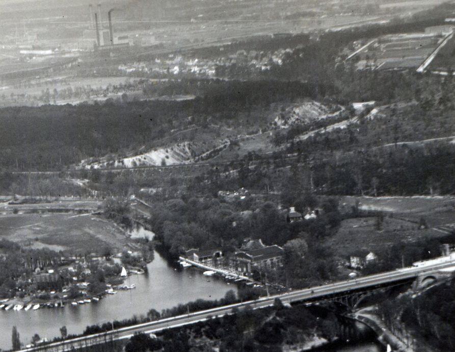 Kern Luftbild, ca. 1933