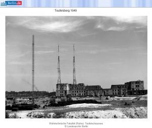 1949 WTF Ruine