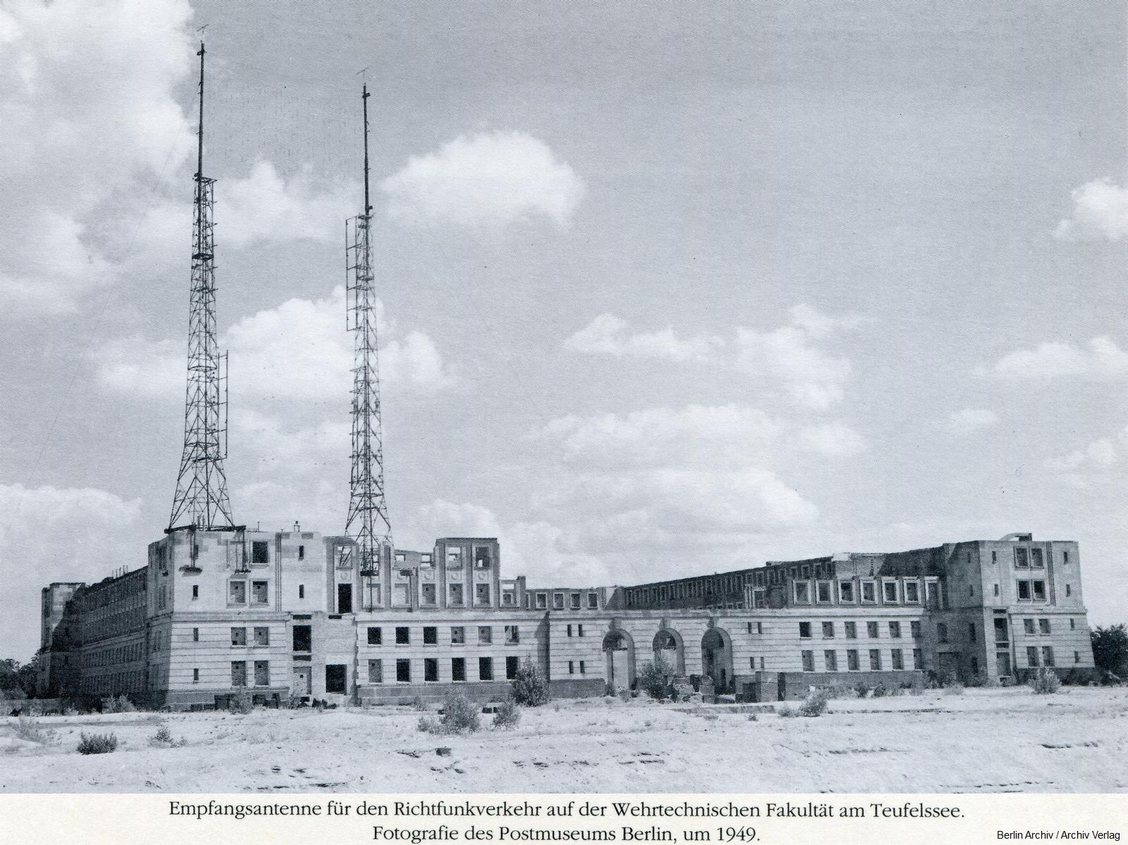 1949 Wehrtechnische Fakultaet a