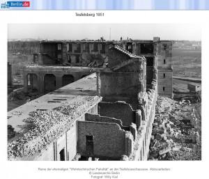 1951 WTF Ruine