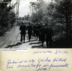 1954 Schwarze Garde - Gerber - 1 klein