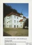 1981 Börsch-Supan Jagdschloss Grunewald